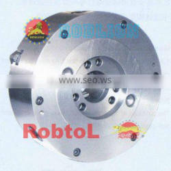 Short-Taper Three-Jaw Self-Centring Chucks (Form A Mounting From Front) (item ID: CKAK)