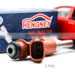 High quality hot 23250-31050 23250-75040 23209-79085 23250-79085 For Tacoma 2.4L L4 Hilux 2RZFE 95-00 Fuel injection