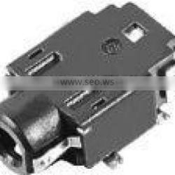 2.5mm mobile phone power jack
