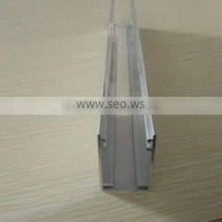 anodized rail aluminum profile for windows and doors