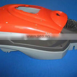 plastic over moulded part