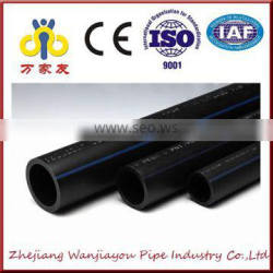 High pressure 100mm HDPE Pipe for Irrigation