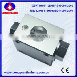 stainless steel machined product