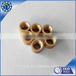 Factory Customized made brass thread CNC lathing part for auto spare part