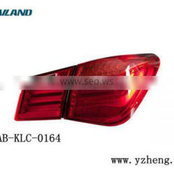 auto led tail lamps for Chevrolet Cruze