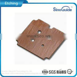 Quality Standards Manufacturing Copper Sink Metal Chemical Etching