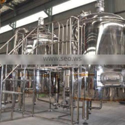Automatic beer brewing machine,Beer brewing equipment /brewing device/Brewery plant