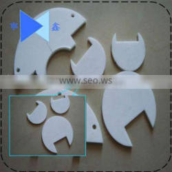virgin ptfe products made according to drawing