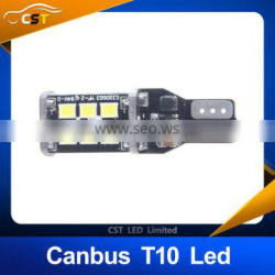 T10 W16W 921 LED CANBUS T10 15led 2835smd Chip LED High Power Light Bulbs Compatible with T10 W5W LED canbus Bulbs