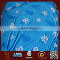 100% Polyester Soft Printed Double-sided Flannel Fabric
