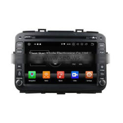 KD-8024 8inch android 8.0 hd auto radio gprs navigation car multimedia dvd player for kia Carens 2013