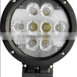 CRE Highpower performance vehicle LED Work Light,for ATV SUV TRUCK JEEP Offroad Vehicles(SR-LW-80A,80W)Spot or Flood Beam,CRE