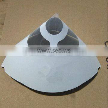 Customized Logo 80mesh 190mic150g/m Polyester Filter Paper Paint Strainer