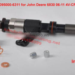 Denso CR Injector Parts RE530362 095000-6311 automotive industry trade shows 2019