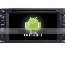 Kaier.Quad core car DVD player navigation for Toyota corolla