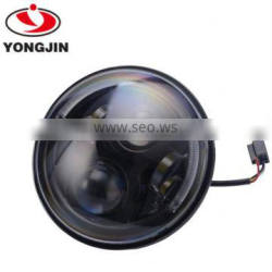 7 motorcycle headlight 2016 New Design high power motorcycle auto led light 7 inch headlight for harley parts