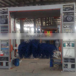 European design automatic car washer, car wash machine, car wash systems with brushes
