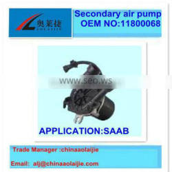 Secondary air pump for 11800068 for SAAB