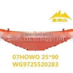 07HOWO TRUCK AND TRAILER AUTO PARTS LEAF SPRING