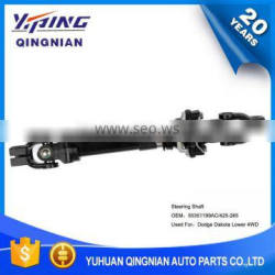 Auto Chassis Parts U-Joint For Dodge , Car Steering Shaft OEM:55351199AC
