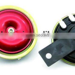Auto speaker horn High Quality disc Electric Car Horn/ Electrical car horn12V motorcycle horn .HR-3110/3117