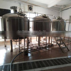 Hot sale beer brewing equipment for pub micro brewery
