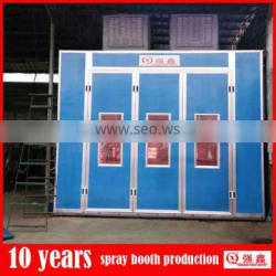 CE Approved Economical Type Environmental Infrared Car Painting Dry Oven