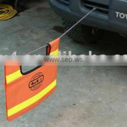 Good quality 4wd Recovery Dampener,Winch cable damper