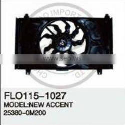 AUTO FAN OEM 25380-0M200 FOR NEW ACCENT