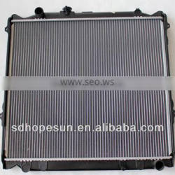 Auto Radiator for Toyota A/T