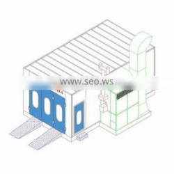 DA-600IIA Germany Design high quality paint spray booth, CE&ISO Approved