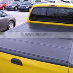 pick up truck hard tri-fold bed cover