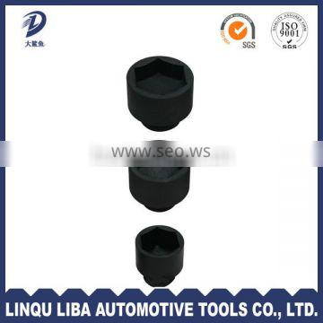 High Quality China Factory Manufacturer Black Finished Forged Impact Socket