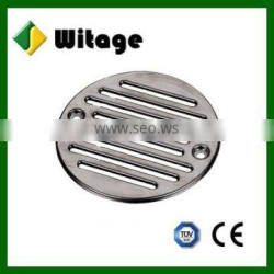 China ISO 14001 factory brushed stainless steel parts