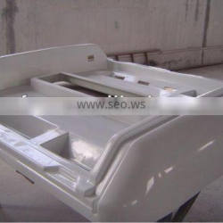 FRP Bus Air conditioner enclolsure for YUTONG BUS