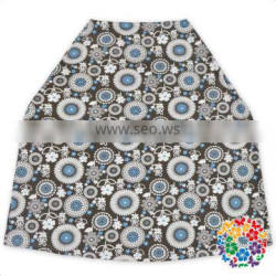 Custom baby Products Printing Pattern Mother Nursing Baby Seat Cover