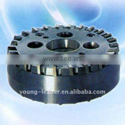 Indexable Fine Toothed Face Mill With Spring Clamped Kr80