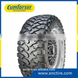 Comforser off road suv tyres 4x4 mud terrion tire at terrion tire wholesale from china