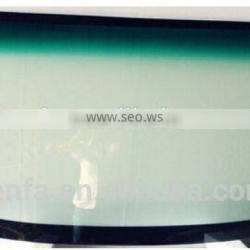 Laminated aluminum windshield Glass wholesale/Factory low price of 10mm laminated glass