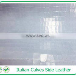 Best Grade Genuine Leather Italian Tanned Calf Leather
