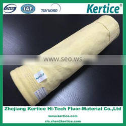 Ptfe + P84 Filter Bag Ptfe Scrim with PTFE Mixed P84 Fiber Dust Collecter Filtration Baghouse