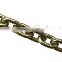 NACM90 standard link chain commercial chain USA standard chain alloy steel high strength