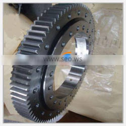 Light Type Slewing Bearing with External Gear,External Gear slewing ring