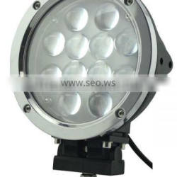 Auto Vehicle Accessories 60w Outdoor Car LED Spot Light 12v