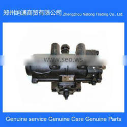 steering gear box yutong bus spare parts types of steering gear box assembly
