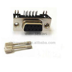 AMP D-SUB connector 15Pin female adapter connector
