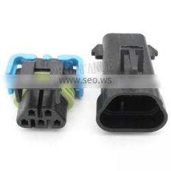 5 Pin Male And Female Waterproof Connector BC7042-1.5-11 And 12146045