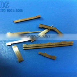 Custom stainless steel cnc auto parts , cnc machined steel parts