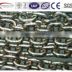 SS316 marine anchor chain open link and stud link super quality competitive price