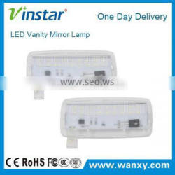 LED Vanity Mirror Lamp for ROLLS ROYCE cars accessories